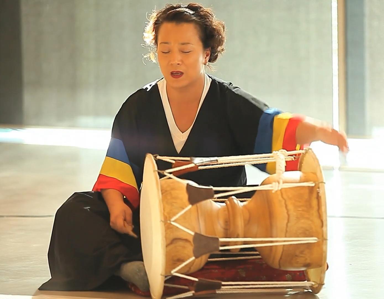 Culture Days - Invitation to Korean Mountain - London Korean Samulnori Drumming Team