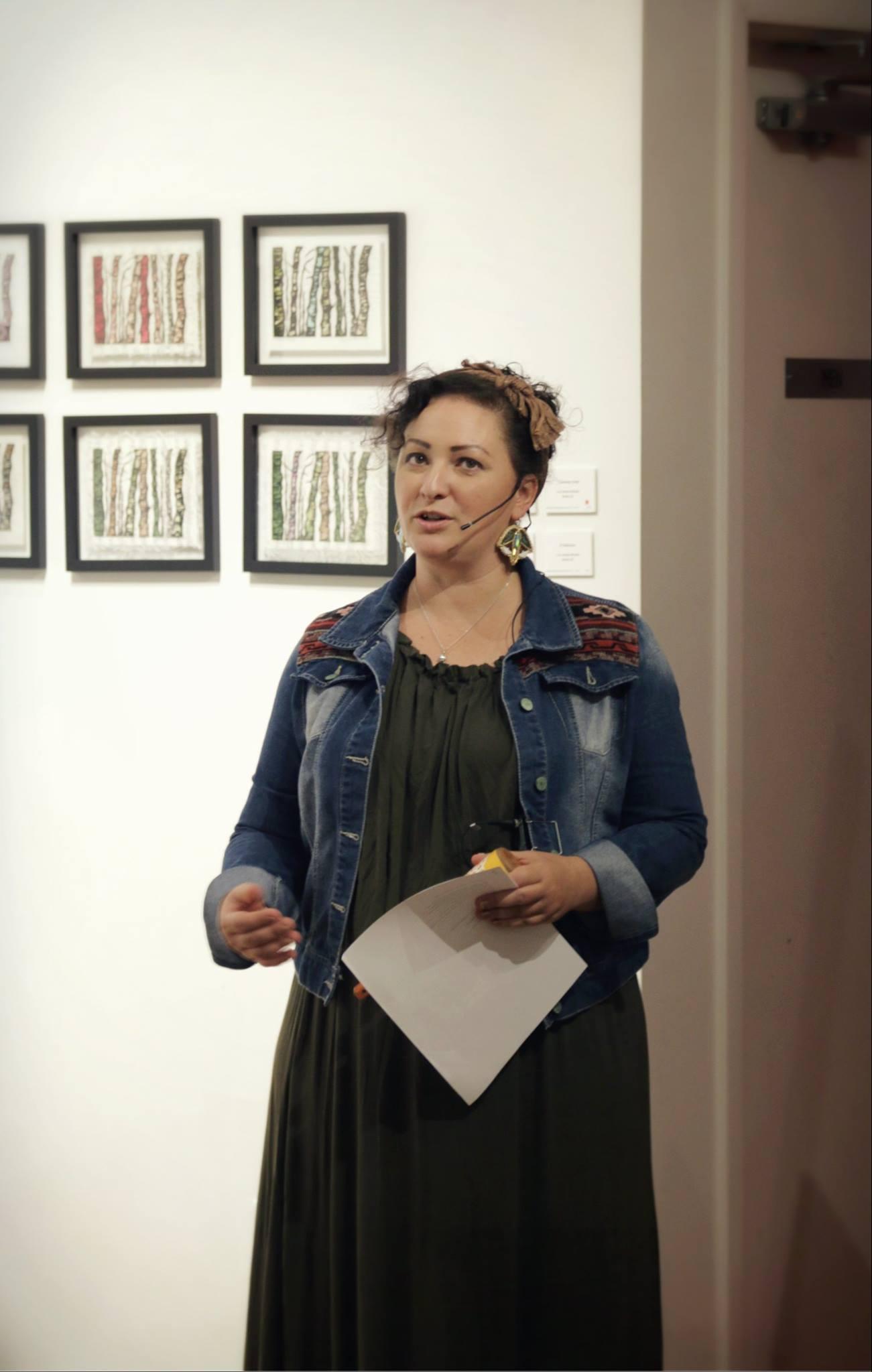 Amanda Myers, Crossings