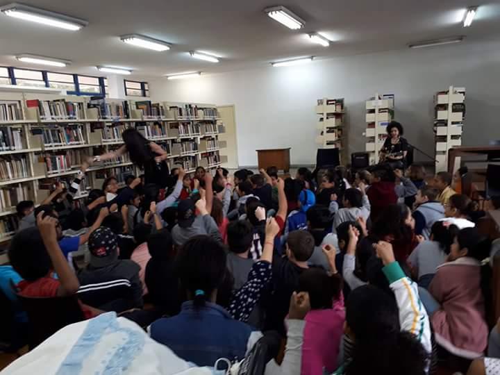 Biblioteca Municipal de SP