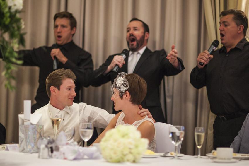 The Three Waiters