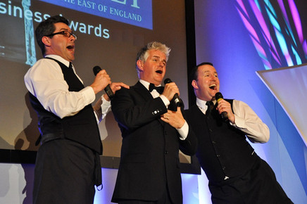The Three Waiters - Business Weekly Awards
