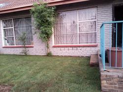 Instant Kikuyu Lawn Installed