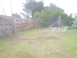 Manual Irrigation Installation