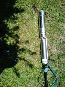 Borehole Pump & Motor