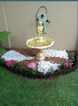 Water Feature Installation