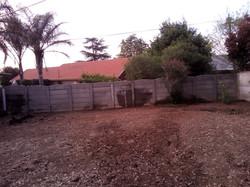 Garden Revamp - Before