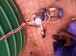 Centrifugal Pump Connected