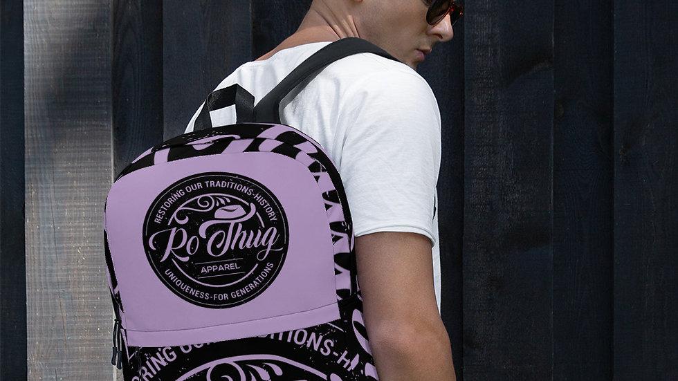 RoThug Backpack-Purple