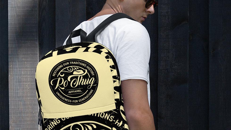 RoThug Backpack-Yellow