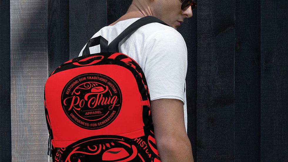 RoThug Backpack