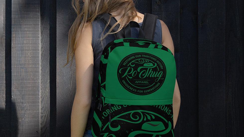 RoThug Backpack-Green