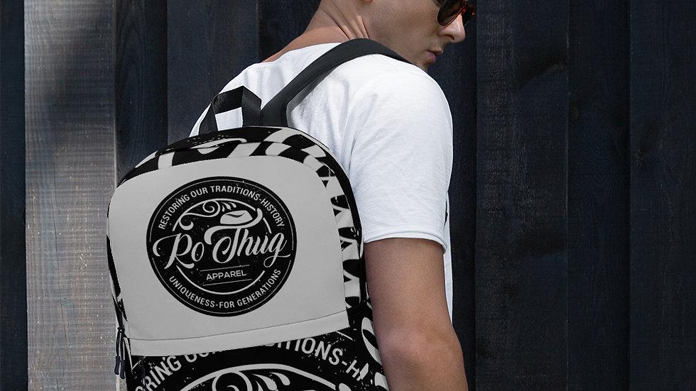 RoThug Backpack-Grey