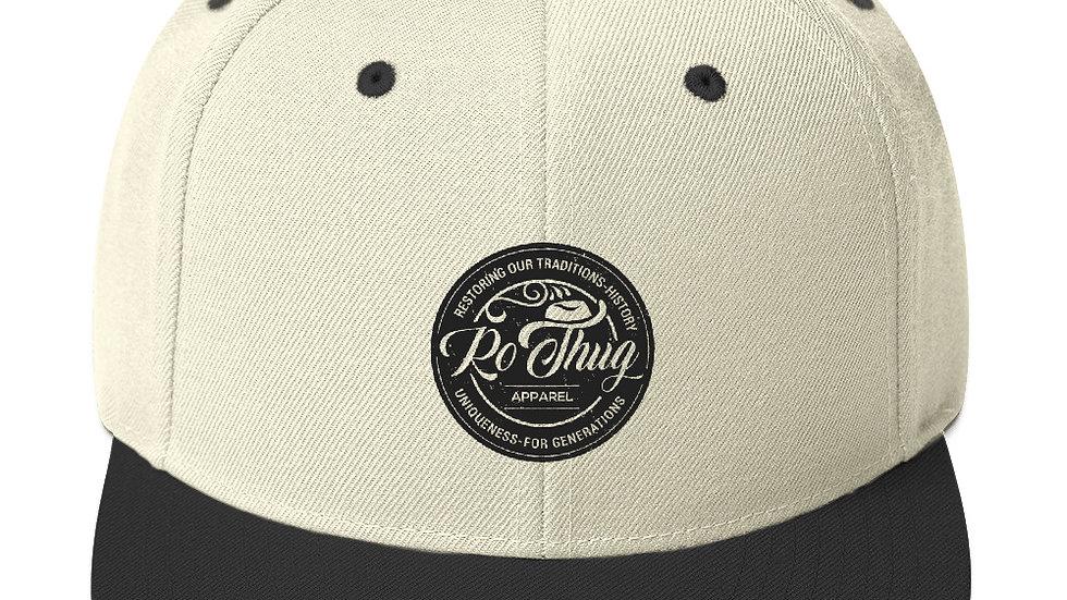 RoThug Snapback Hat