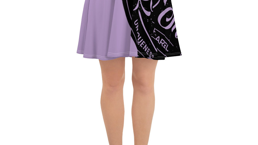 RoThug Skater Skirt-Purple