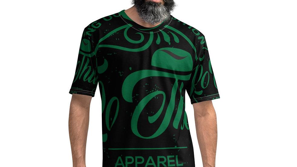 Rothug Men's T-shirt-Green