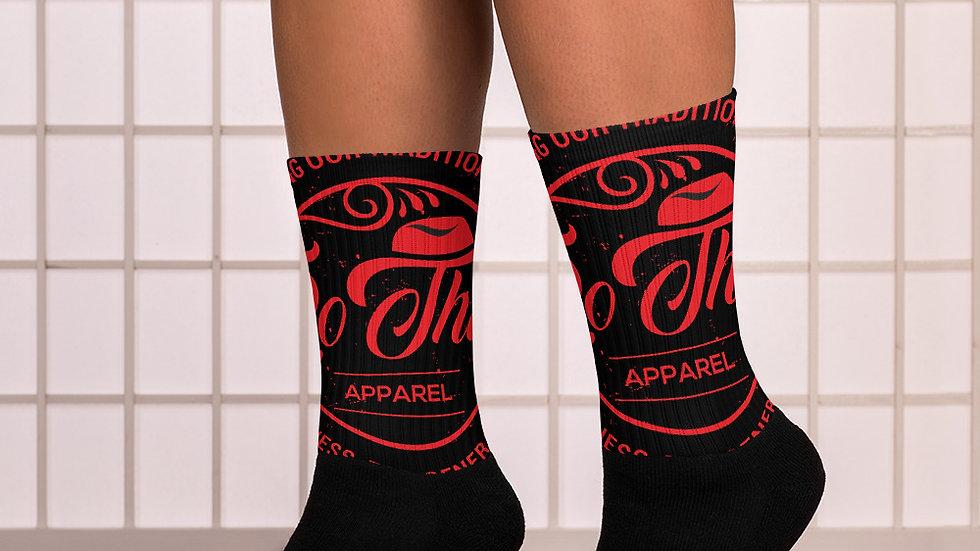 RoThug Socks-Red