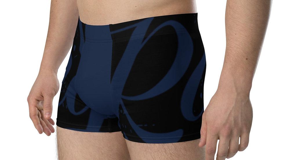 RoThug Boxer Briefs-Mens-Navy Blue