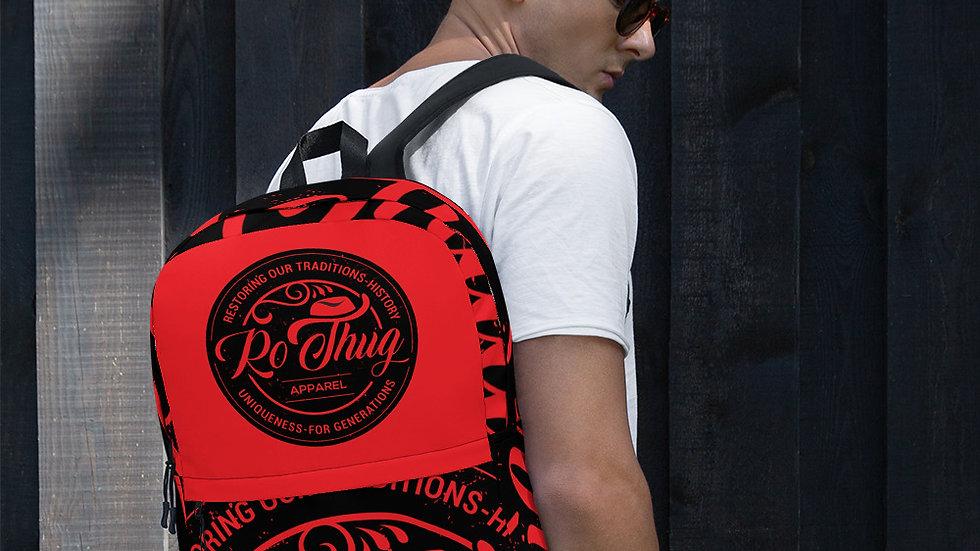 RoThug Backpack-Red