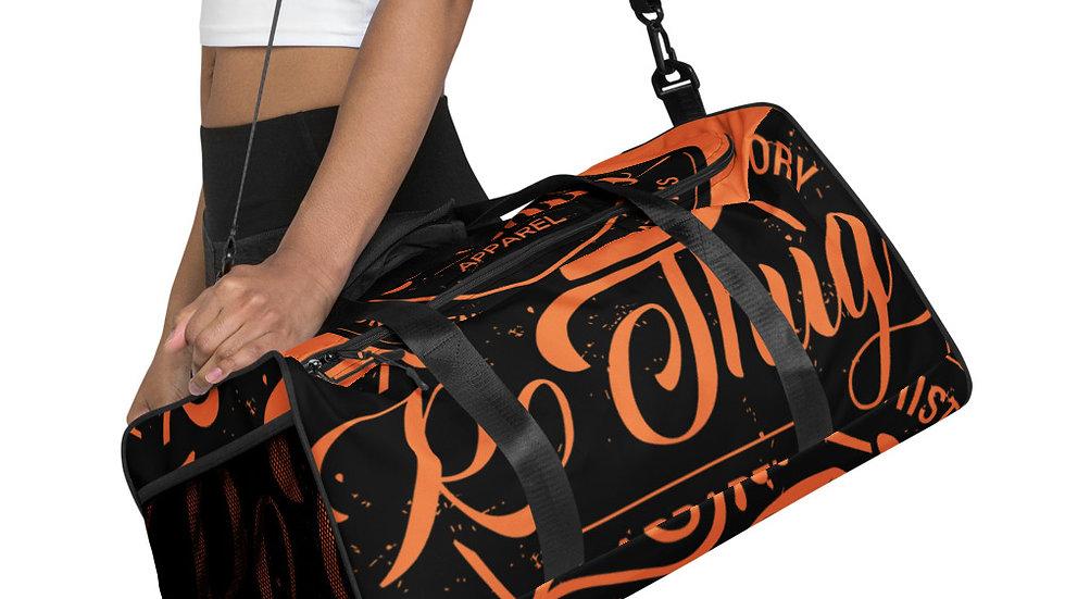 RoThug Duffle bag-Orange