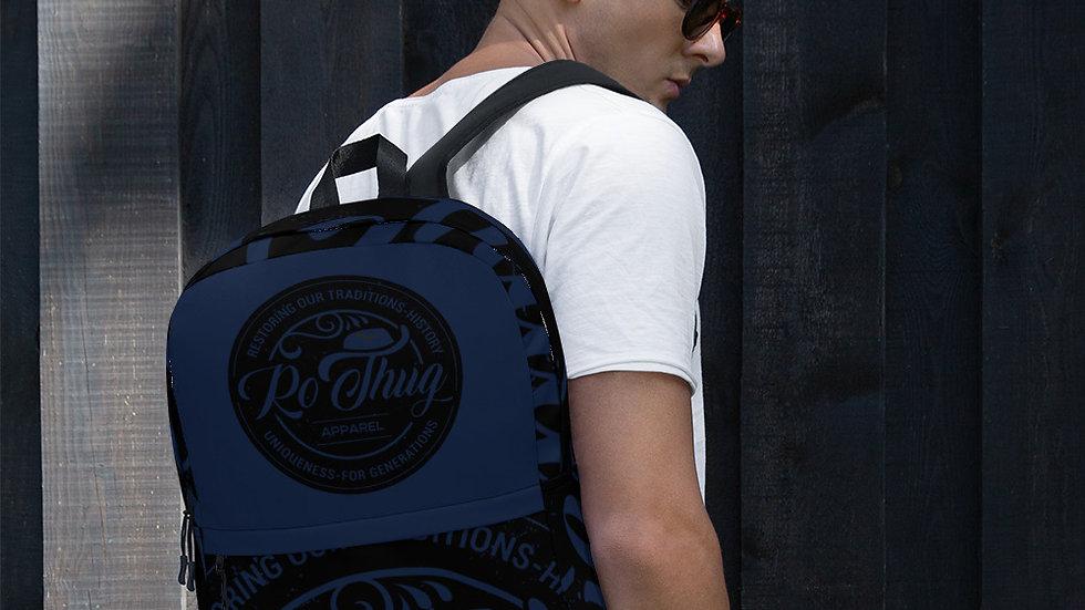 RoThug Backpack-Navy Blue