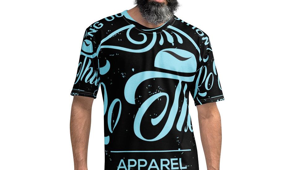 Rothug Men's T-shirt-Powder Blue