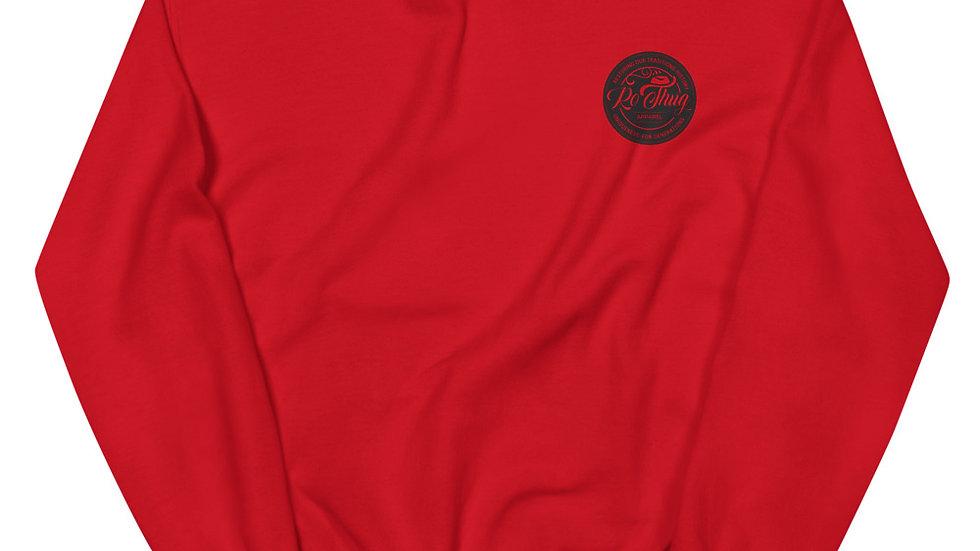 RoThug Unisex Sweatshirt-Black Logo