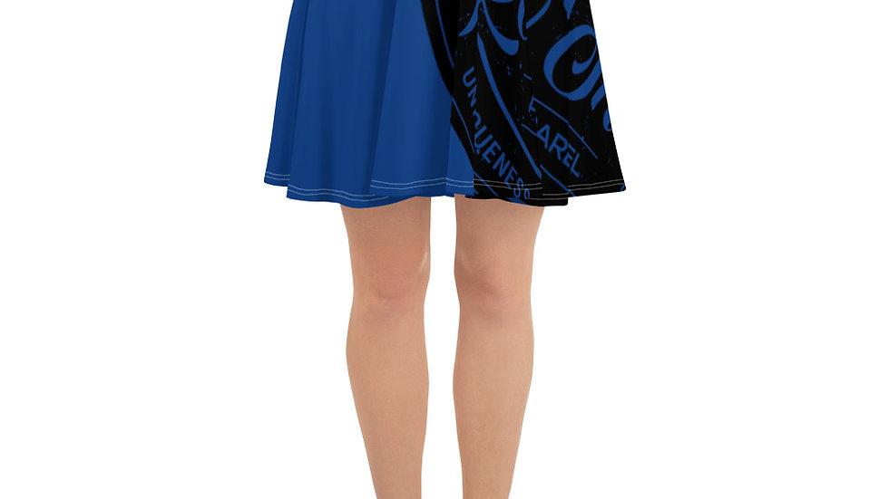 RoThug Skater Skirt-Royal Blue