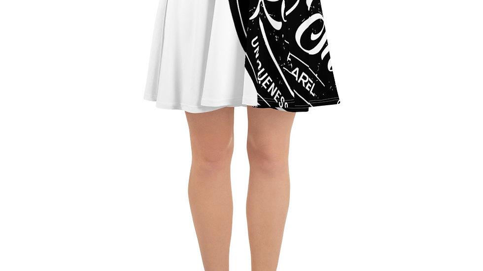 RoThug Skater Skirt-White