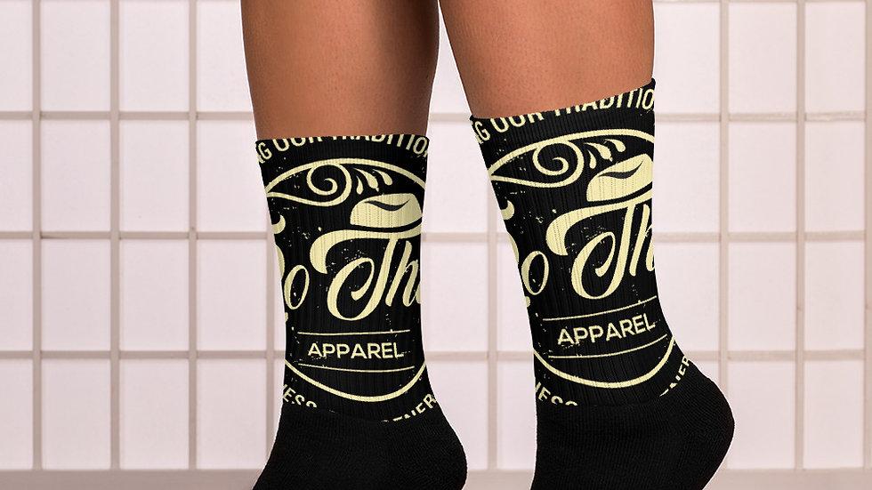 RoThug Socks-Yellow