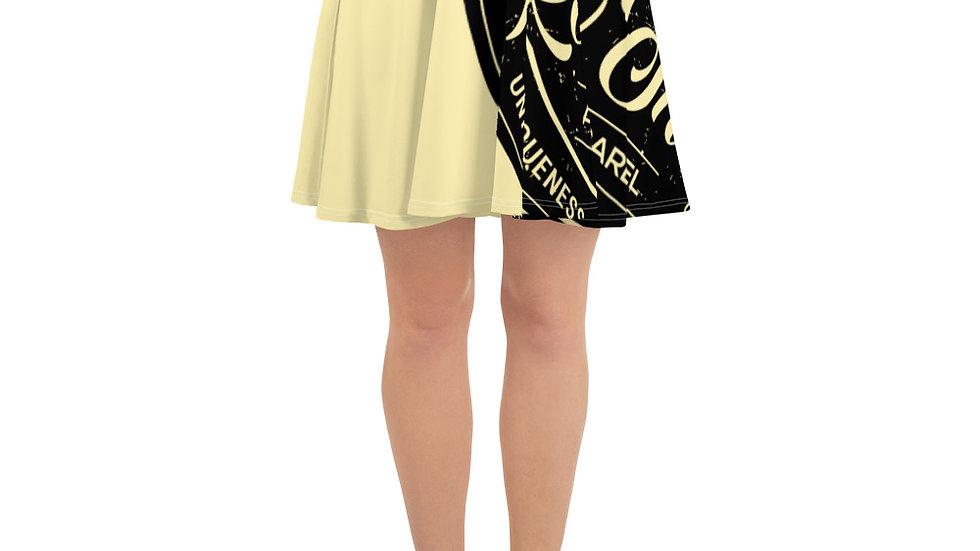 RoThug Skater Skirt-Yellow