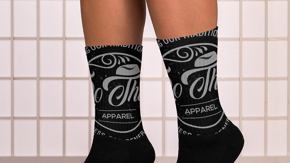 RoThug Socks-Grey
