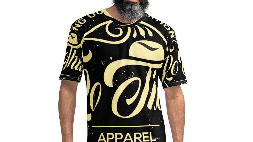 Rothug Men's T-shirt-Yellow