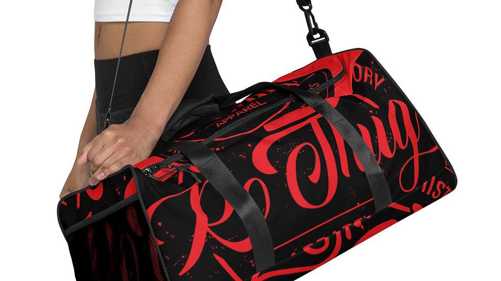 RoThug Duffle bag-Red