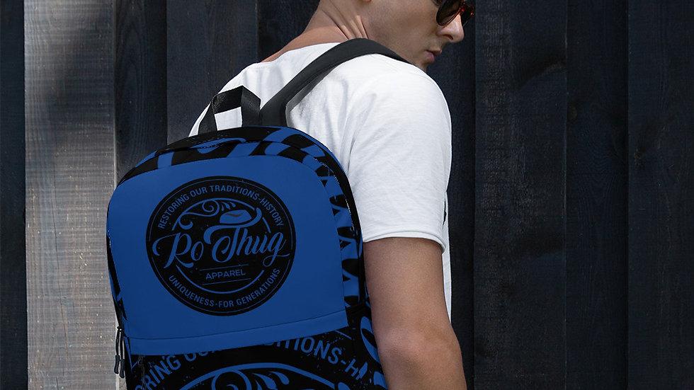 RoThug Backpack-Royal Blue