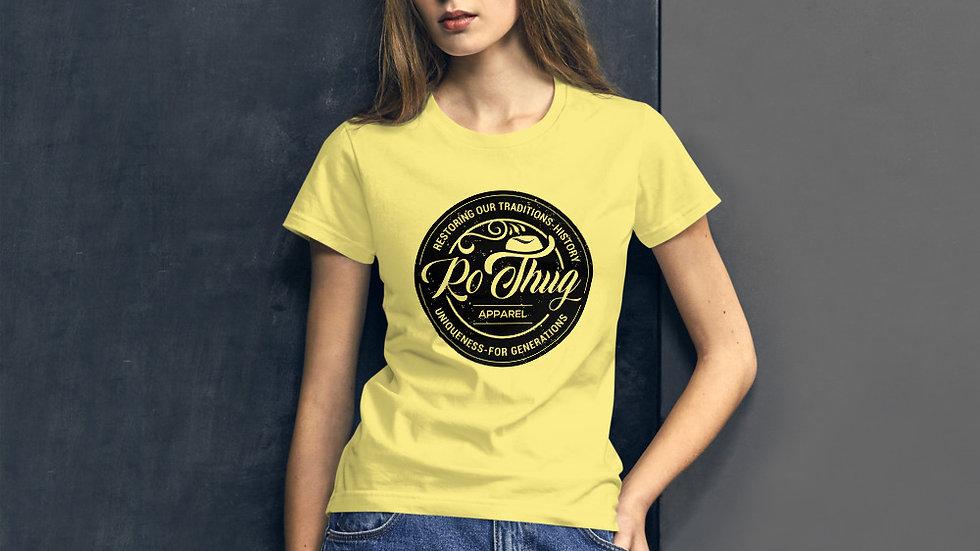 RoThug Women's short sleeve t-shirt