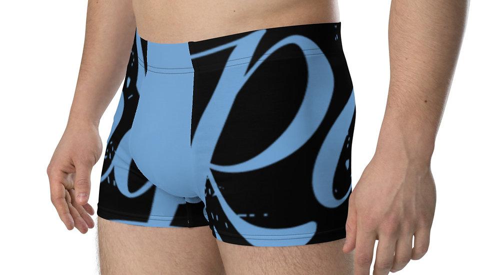RoThug Boxer Briefs-Mens-Light Blue