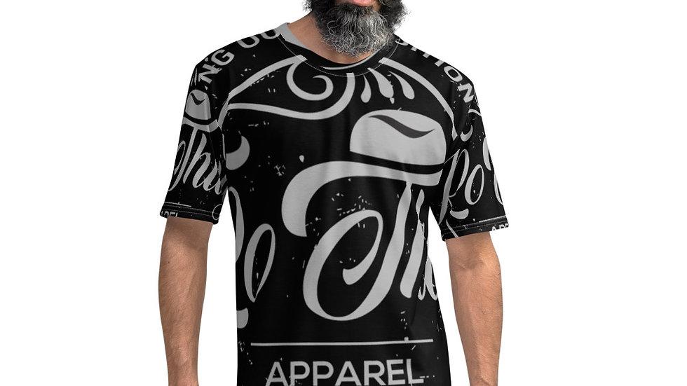 Rothug Men's T-shirt-Grey