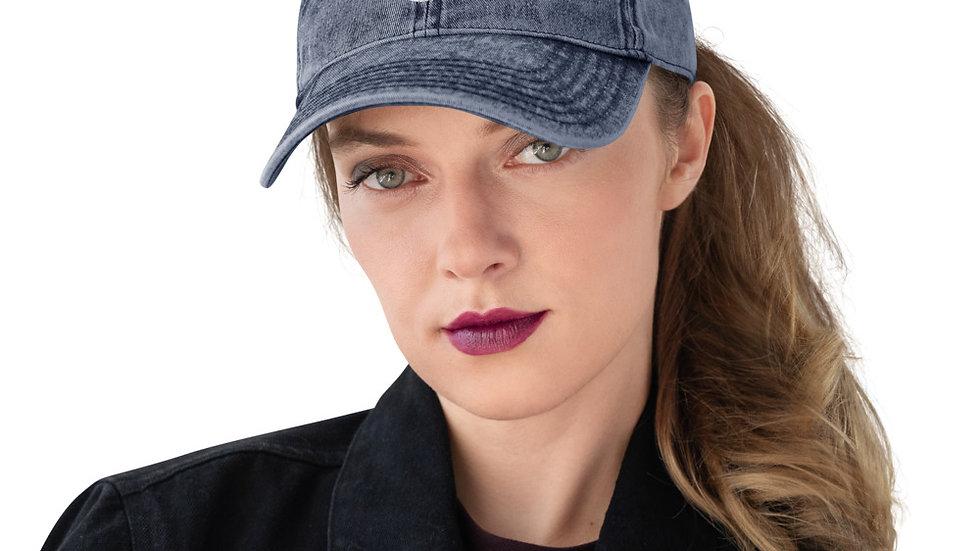 RoThug Vintage Cotton Twill Cap