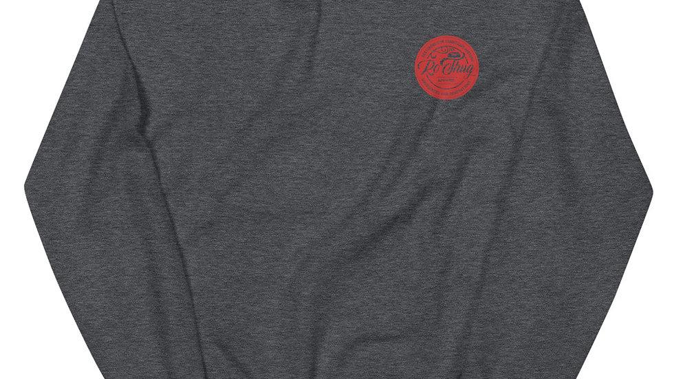 RoThug Unisex Sweatshirt-Red Logo