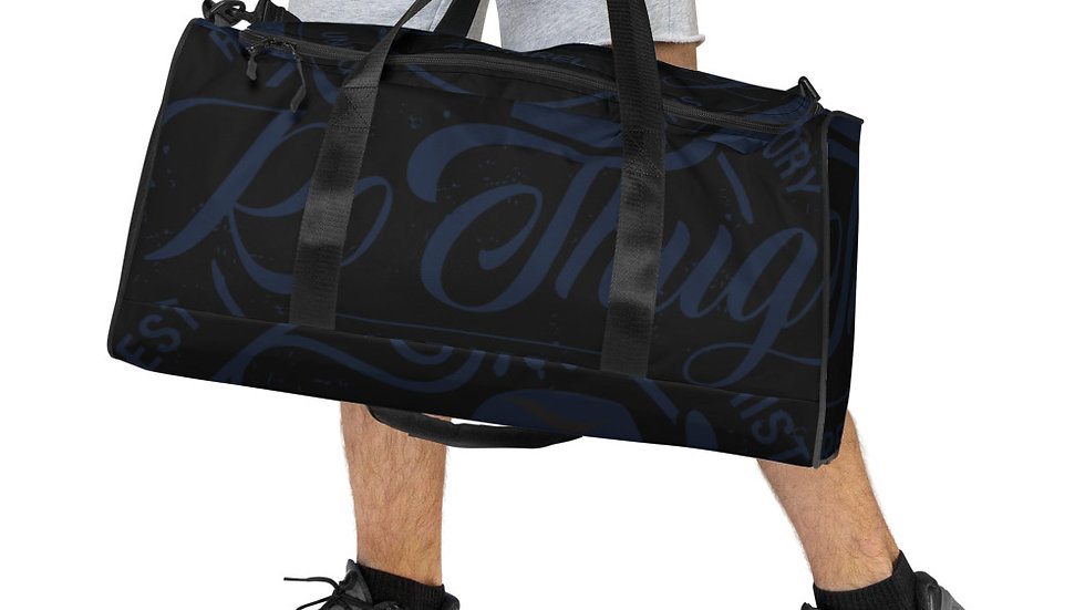 RoThug Duffle bag-Navy Blue