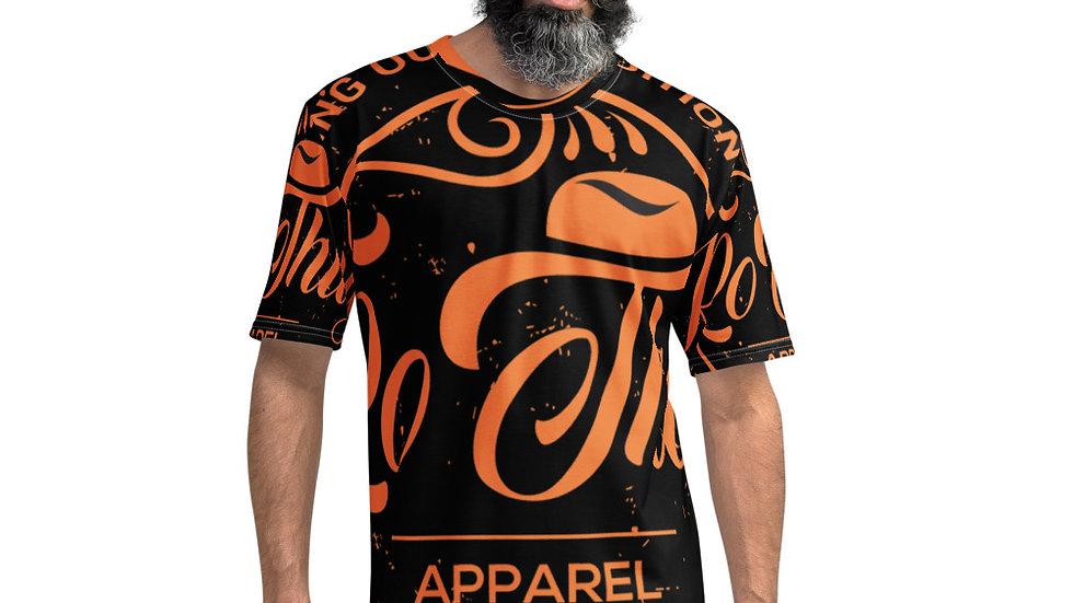 Rothug Men's T-shirt-Orange