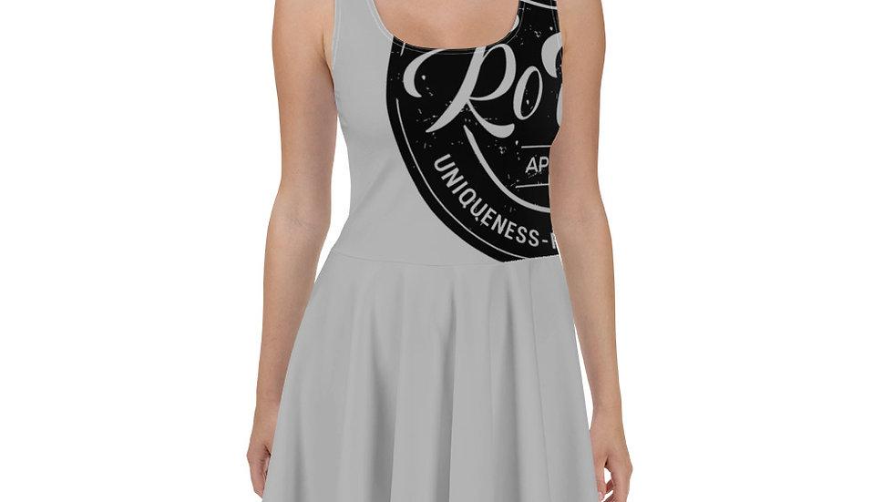 RoThug Skater Dress-Grey