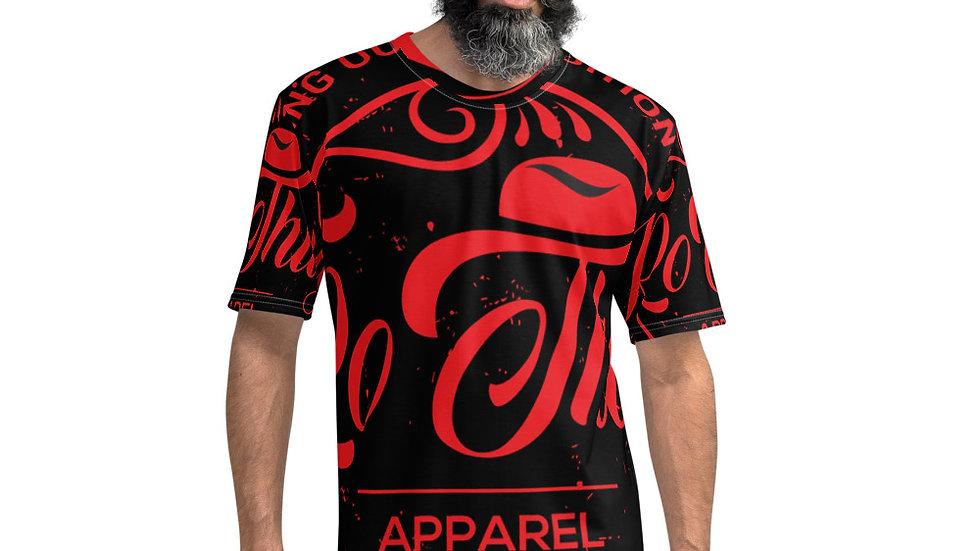 Rothug Men's T-shirt-Red