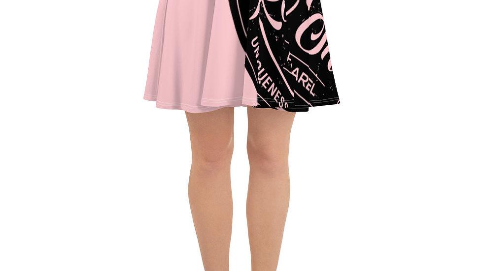 RoThug Skater Skirt-Pink