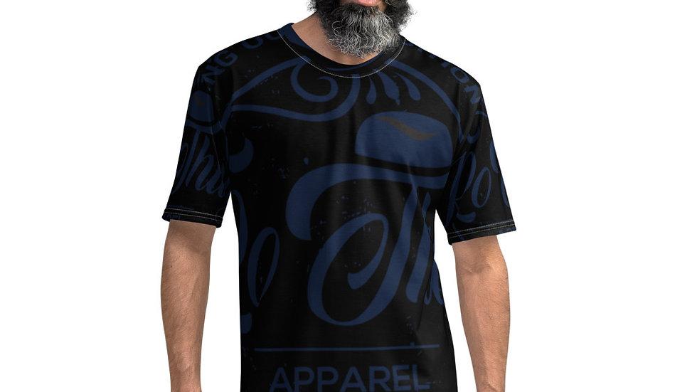 Rothug Men's T-shirt-Navy Blue