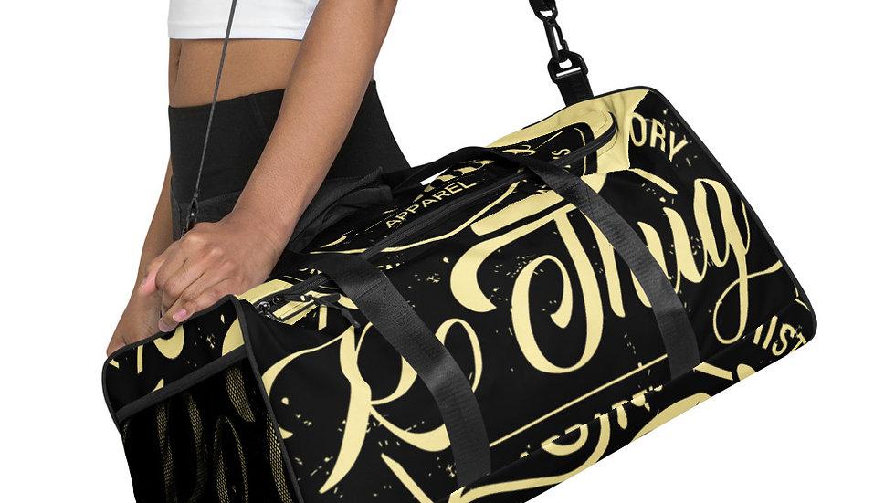 RoThug Duffle bag-Yellow