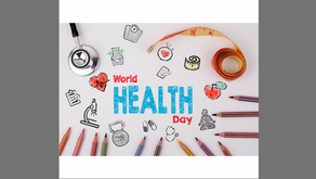 World Health Day - April 7th