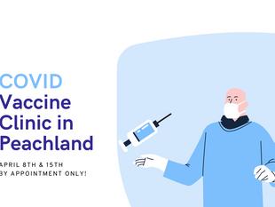 Vaccine Clinic in Peachland!