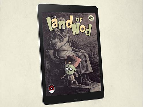 The Land of Nod #3 Digital