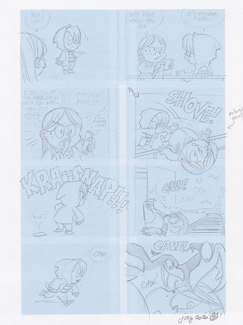 Pencils Page 19